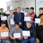 Специалисты из хозяйств Костанайской области повысили уровень профессиональных знаний