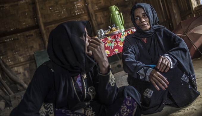 Фото: © ФАО/Хкун Лат (Hkun Lat)