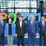 Казахстан делает правильные шаги в развитии «зелёной» экономики – Чон Сэ Гюн