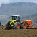 Claas провел испытания экономичности тракторов