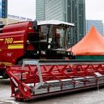 Обновлённый модельный ряд техники представил АО «АгромашХолдингKZ» в рамках эксклюзивного соглашения