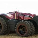 Беспилотные трактора опробуют на полях с морковью
