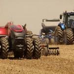 Автономные тракторы Magnum: полевые испытания