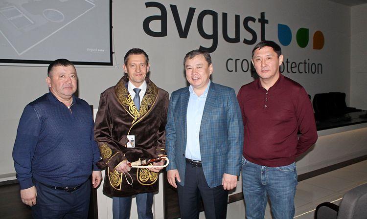 Фото: ©ТОО «Август-Казахстан»