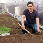 Подземное земледелие: костанайская термос-теплица даст первый урожай в апреле