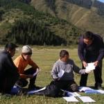 Самаркандская встреча приближает реализацию новой программы по защите лесов