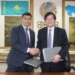 Корейский институт планирует оказывать техподдержку в исследовании и развитии продукции сельского хозяйства для «КазАгро»