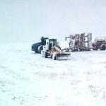 «Весна прошла мимо»: Снег выпал в Павлодарской и Карагандинской областях