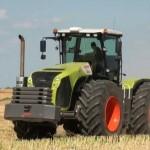 CLAAS провели тестирование собственных тракторов