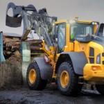 Компания Volvo обновила серию погрузчиков L90H