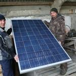 На животноводческом комплексе в Денисовском районе готовят к запуску альтернативные источники энергии