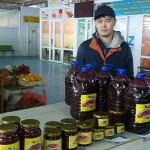Актюбинский производитель малины поборется за звание лучшего в стране