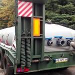Гибкие резервуары для хранения жидких удобрений, ГСМ, воды