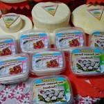 В Костанайской области предпринимательница планирует наладить масштабное сырное производство