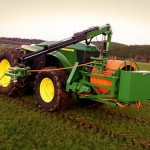 John Deere разрабатывает автономный трактор