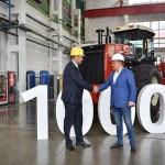 Тысячный трактор RSM 2375 от компании Ростсельмаш отправился в Татарстан