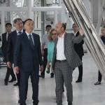 Крупнейший в Средней Азии мельничный комплекс открыли в Костанае