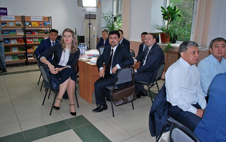 Фото: пресс-служба МСХ РК