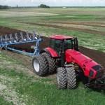 МТЗ продемонстрировал возможности своего самого мощного трактора