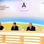 С высохшего дна Арала ежегодно поднимается до 80 млн тонн ядовитых солей – Назарбаев