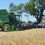 В Алматинской области урожайность сортов возросла в разы благодаря внедрению новых технологий