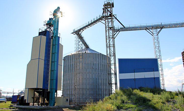 Зерносушилка от компании «AZAM-KC»