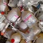 Неиспользованные вакцины от ящура обнаружили в степи в Алматинской области (ВИДЕО)