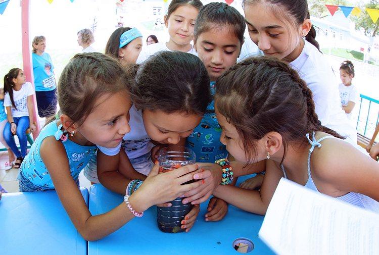 Фото: пресс-служба Регионального экологического центра Центральной Азии