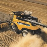 Комбайны с системой IntelliSense от New Holland