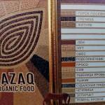Зонтичный бренд Qazaq Organic Food в Костанае