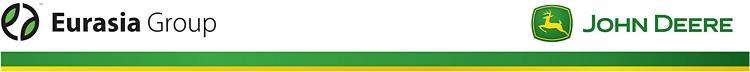 Eurasia Group & John Deere logos