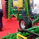 В Астане проходят Международные выставки «KazAgro-2018» и «KazFarm-2018» (ФОТО)