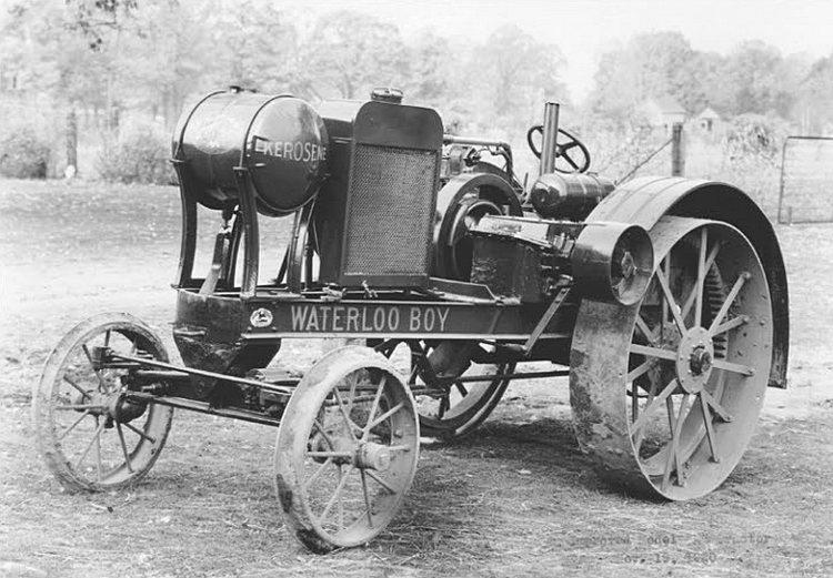 Tractor John Deer_01