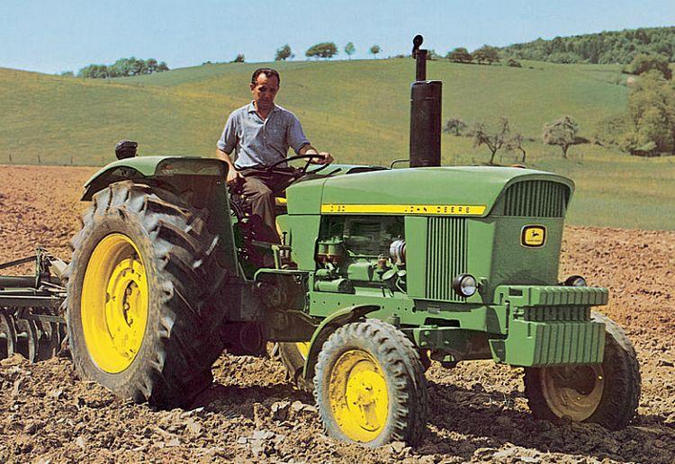 Tractor John Deer_02