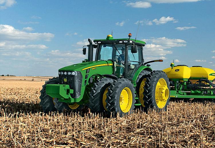 Tractor John Deer_04