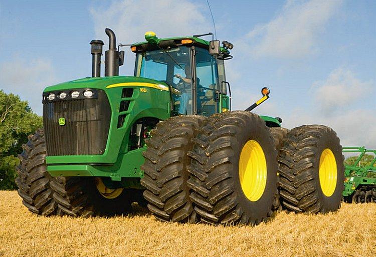 Tractor John Deer_06