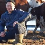 Программа «Сыбаға» помогла восточноказахстанскому фермеру