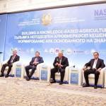 Концепцию реформирования аграрного образования и науки обсудили на агрофоруме в Алматы