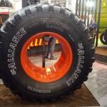 Компания Alliance Tire Group представила инновационные сельскохозяйственные шины