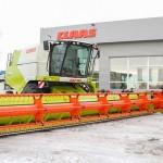 CLAAS: На новых площадках сервисного центра СТ АGRO в Павлодаре будет проводиться профподготовка специалистов