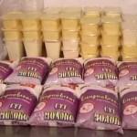 В Аккайынском районе СКО открыли цех по переработке молока