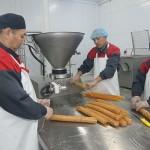 В Аркалыке произвели «холодный» запуск мясокомбината «Торгай ет»