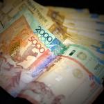 Среднемесячная зарплата казахстанцев составила 161 тыс. тенге