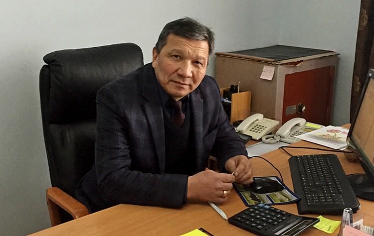 Бауыржан Султанович Бошымов