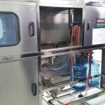 Мини-завод по розливу питьевой воды открыли в Акмолинской области