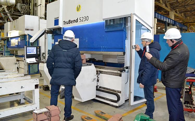 Лазерный комплекс / Фото: Представительсво компании Ростссельмаш в Казахстане