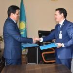Компания из Китая построит машиностроительный кластер на севере Казахстана