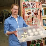Вблизи Усть-Каменогорска женщина выращивает экзотические травы и сама изготавливает сыр