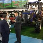 В Казахстане приступили к производству тракторов LOVOL