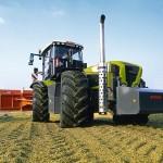 Как повысить эффективность эксплуатации трактора CLAAS?